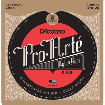 D'Addario EJ45 струны для классической гитары