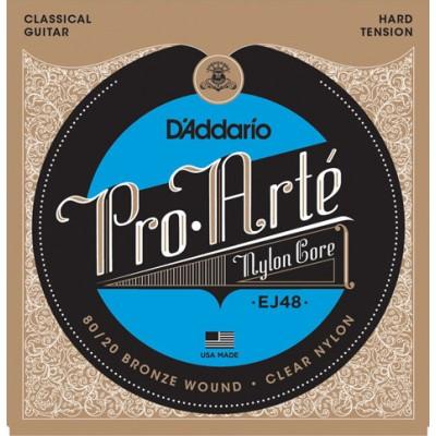 D'Addario EJ-48 струны для классической гитары