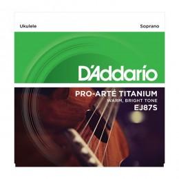 Струны для укулеле D'Addario EJ-87S