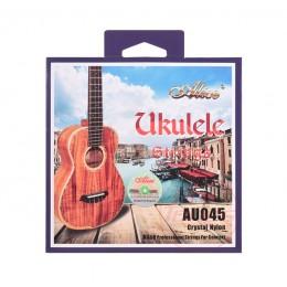 Струны для укулеле концерт Alice AU045-C