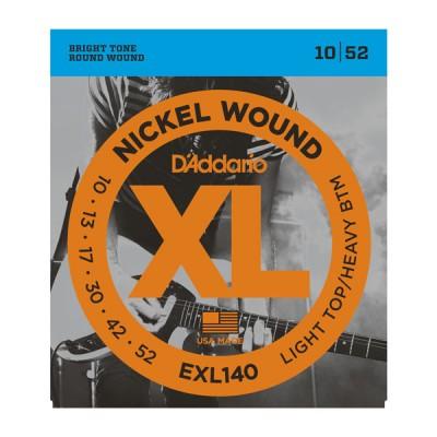 D'Addario EXL140XL струны для электрогитары 10-52