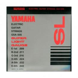 Струны для электрогитары YAMAHA GSA50S (9-42)