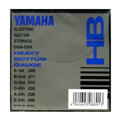 Струны для электрогитары YAMAHA GSA50H (9-46)