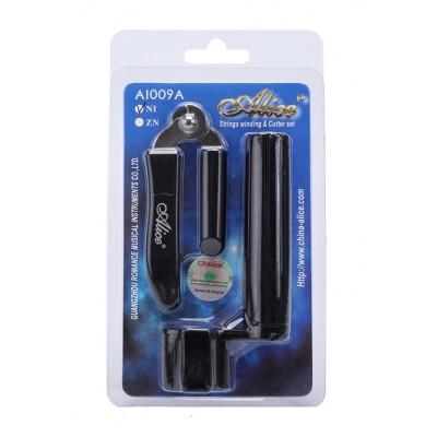 Alice A1009A ключ для намотки струн + кусачки