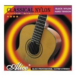 Струны для классической гитары Alice A105BKH