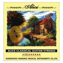 Струны для классической гитары Alice A106H