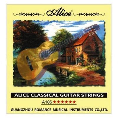 Alice A106H струны для классической гитары