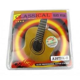 Струны для классической гитары Alice A107BKH