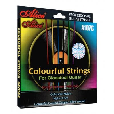 Alice A107C струны для классической гитары