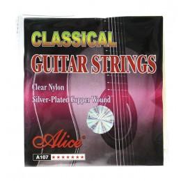 Струны для классической гитары Alice A107N