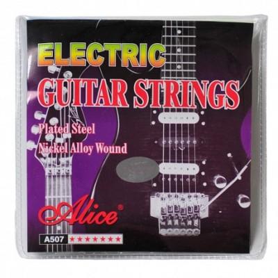 Alice A507L струны для электрогитары 10-46