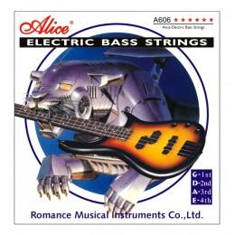 Струны для бас-гитары Alice A606-5 (45-130)