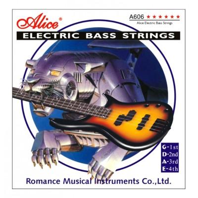Alice A606-5 струны для бас-гитары 45-130