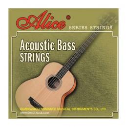 Струны для акустической бас-гитары Alice A616L (40-95)