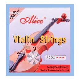 Струны для скрипки 4/4 Alice A703
