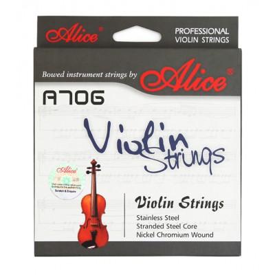 Alice A706 струны для скрипки