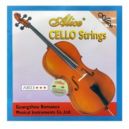Струны для виолончели 4/4 Alice A803