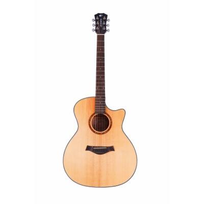 Акустическая гитара Alfabeto SOLID AMS40 NT + чехол