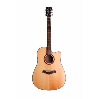 Акустическая гитара Alfabeto SOLID WMS41 NT + чехол