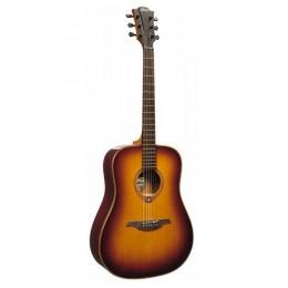 Акустическая гитара Lag Tramontane T100D-BRS
