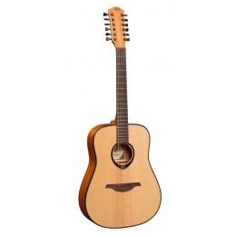 Акустическая гитара Lag Tramontane T66D12