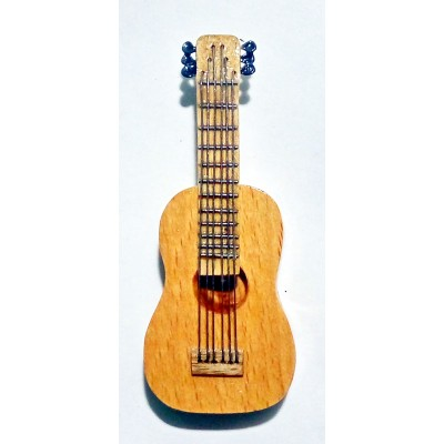 Гитара сувенирная