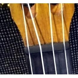 Изготовление порожков для укулеле