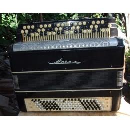 Реставрация корпуса баянов, гармоней и аккордеона