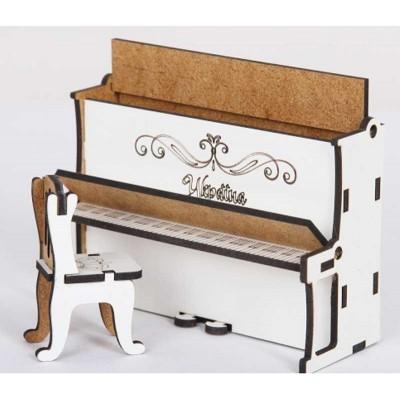"""Пианино сувенирное """"Украина"""" со стульчиком"""
