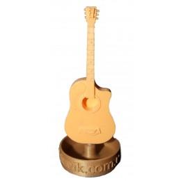 Гитара сувенирная на подставке